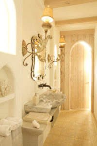 Island Powder room - The best interiors photgraphy